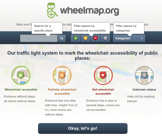 wheelmap